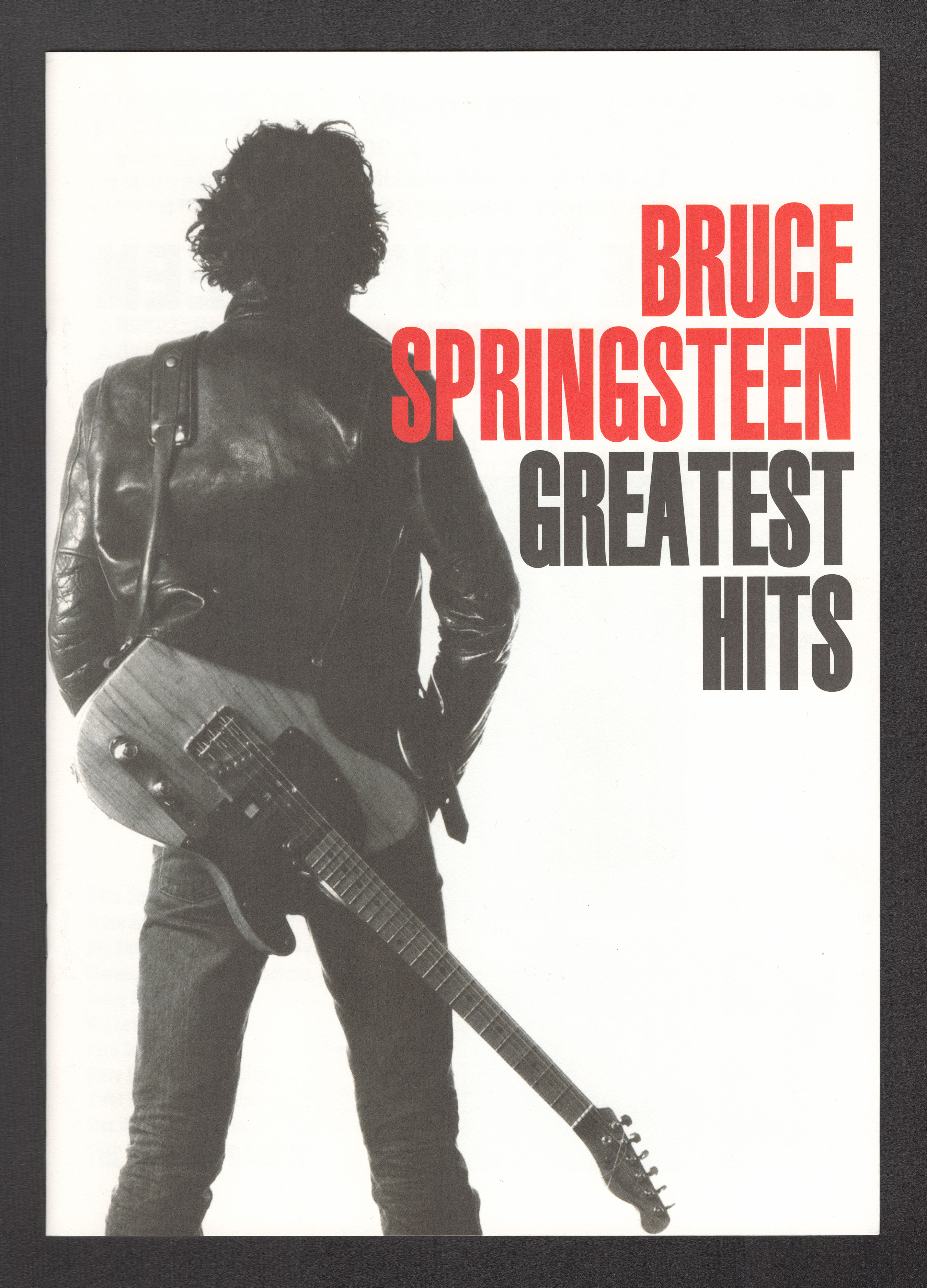 Bruce Springsteen Collection Greatest Hits Promo Box Set