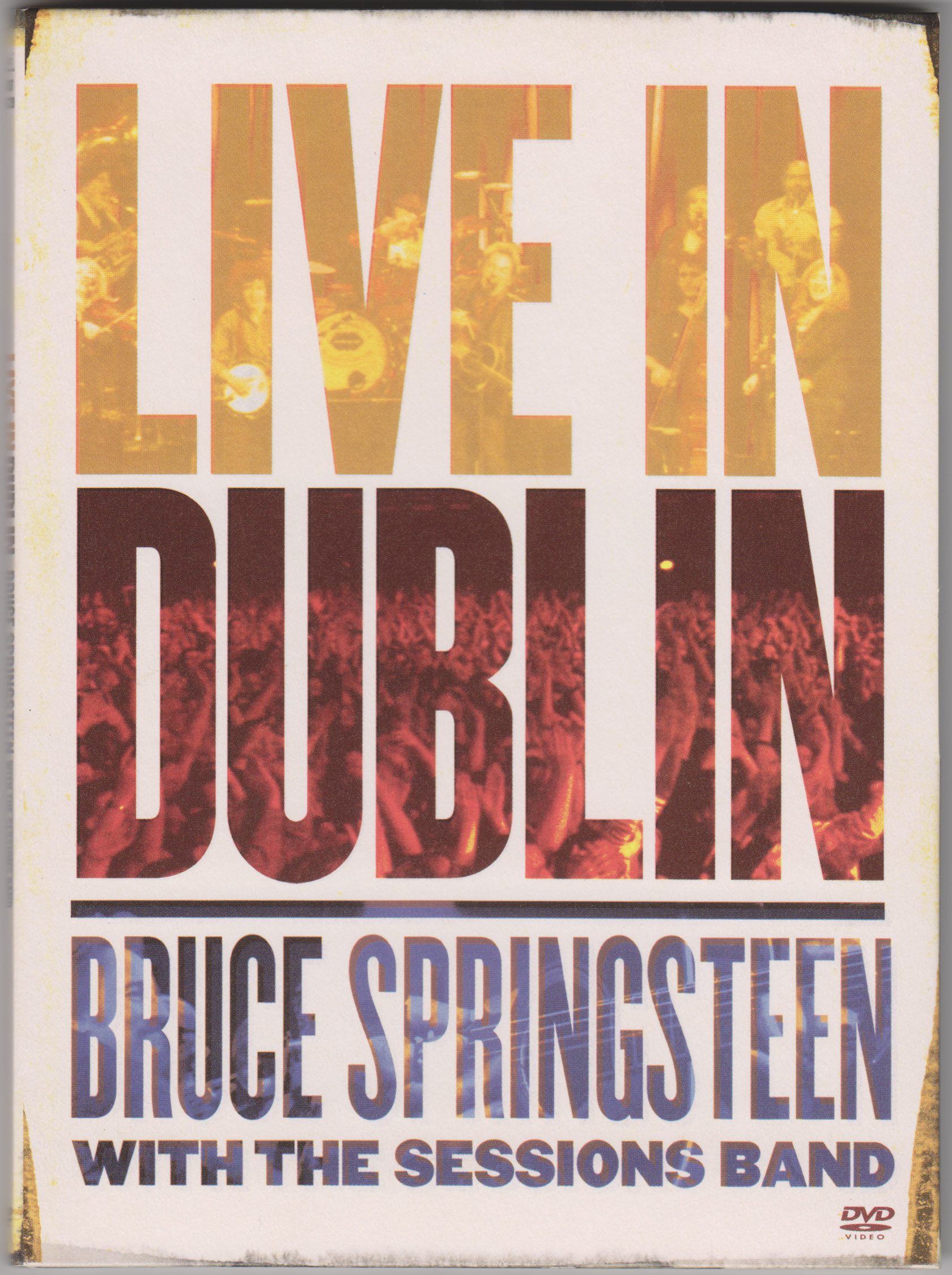 Bruce Springsteen Collection Live In Dublin