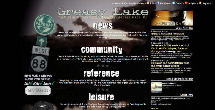 setting mood greasy lake Greasy lake & other stories has 1,037 ratings and 45 reviews robert said: at first excited by the intense creativity of the prose, i quickly began to fe.