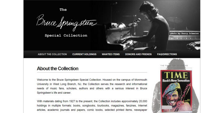 Springsteen Special Collection