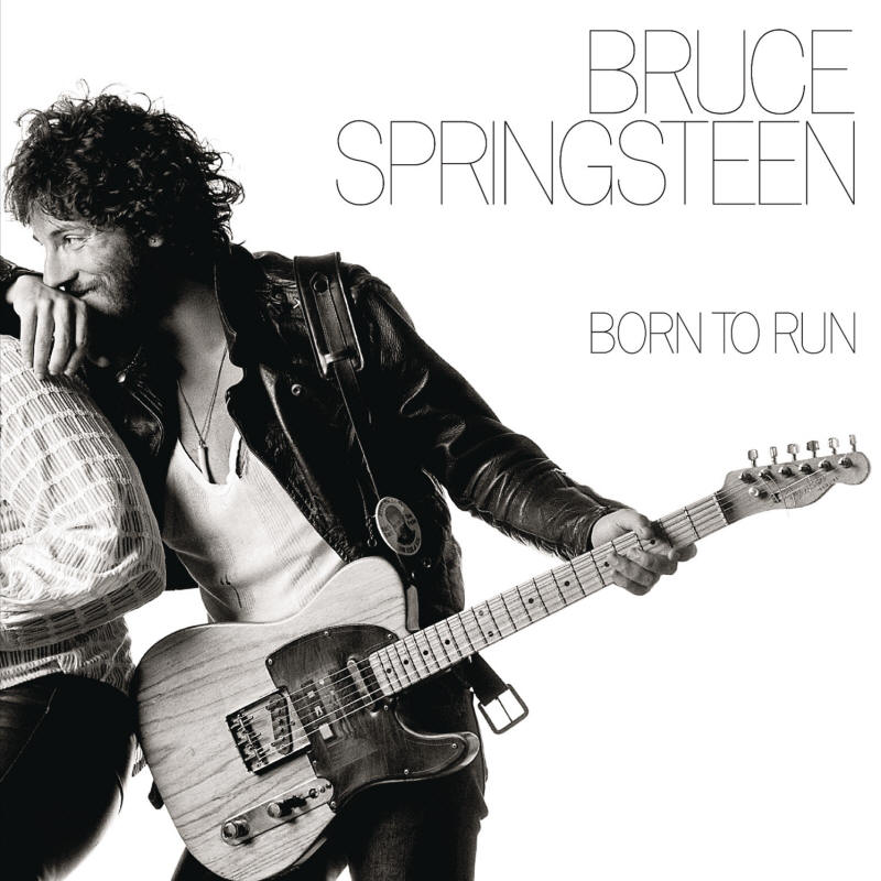 Bruce Springsteen -- Born To Run