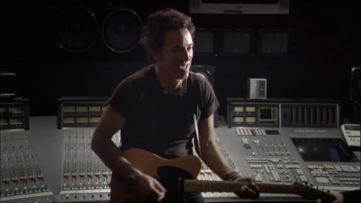 "Bruce Springsteen discussing TENTH AVENUE FREEZE-OUT (from the ""Wings For Wheels: The Making Of Born To Run"" DVD)"
