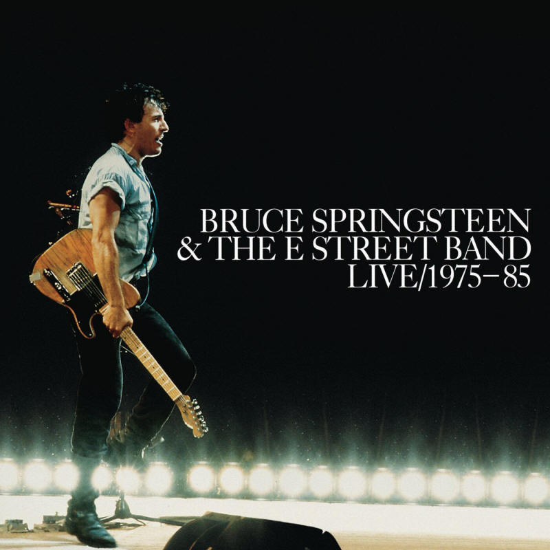 Bruce Springsteen & The E Street Band -- Live/1975-85