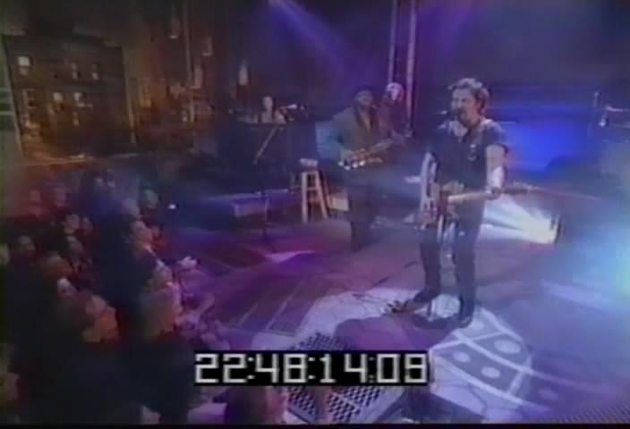 Bruce Springsteen Lyrics Thunder Road Live 05 Apr 1995