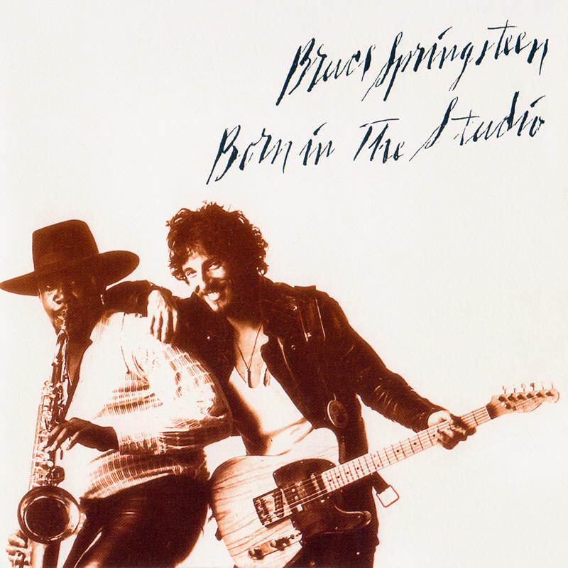 Bruce Springsteen -- Born In The Studio (Archive Productions)