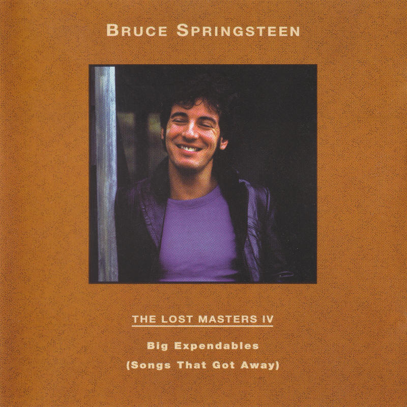 Bruce Springsteen -- The Lost Masters Vol. 4 (Labour Of Love)