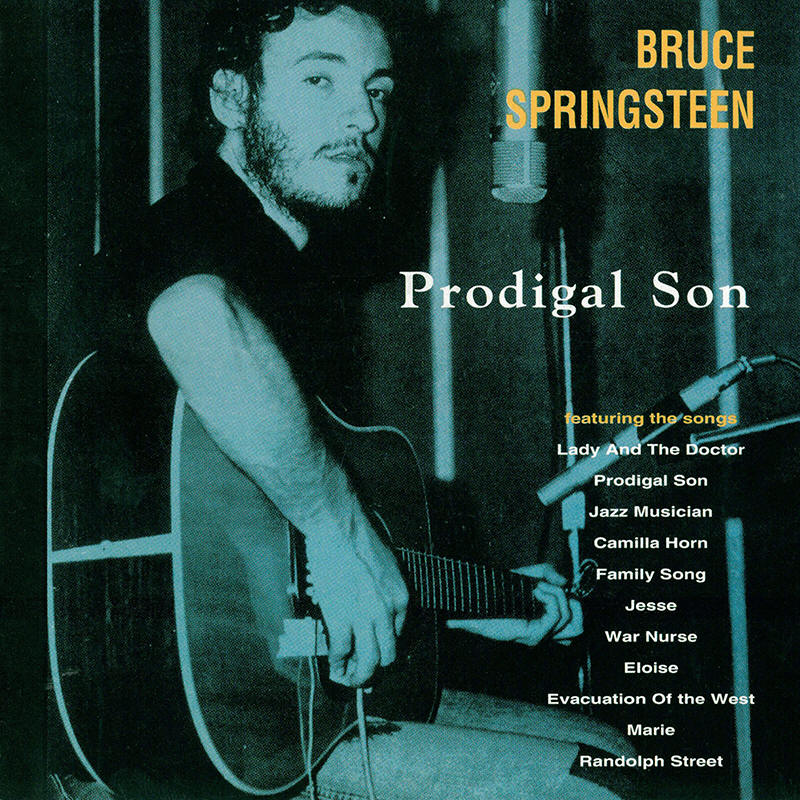 Bruce Springsteen -- Prodigal Son (unknown label)
