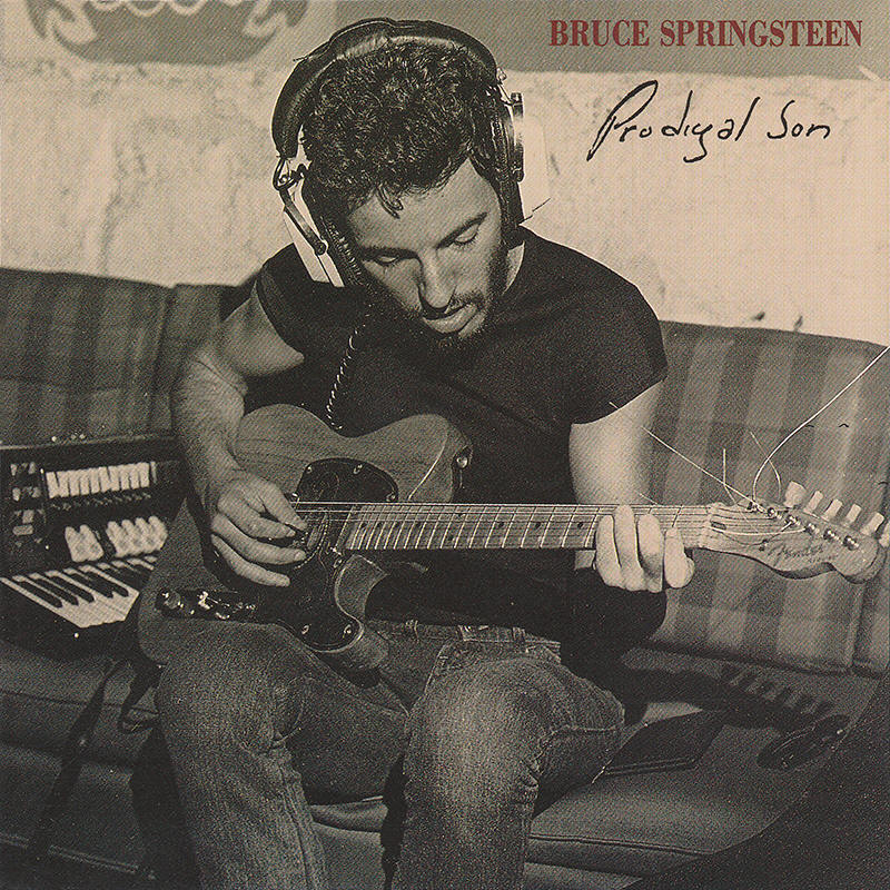 Bruce Springsteen -- Prodigal Son (Crystal Cat Records)