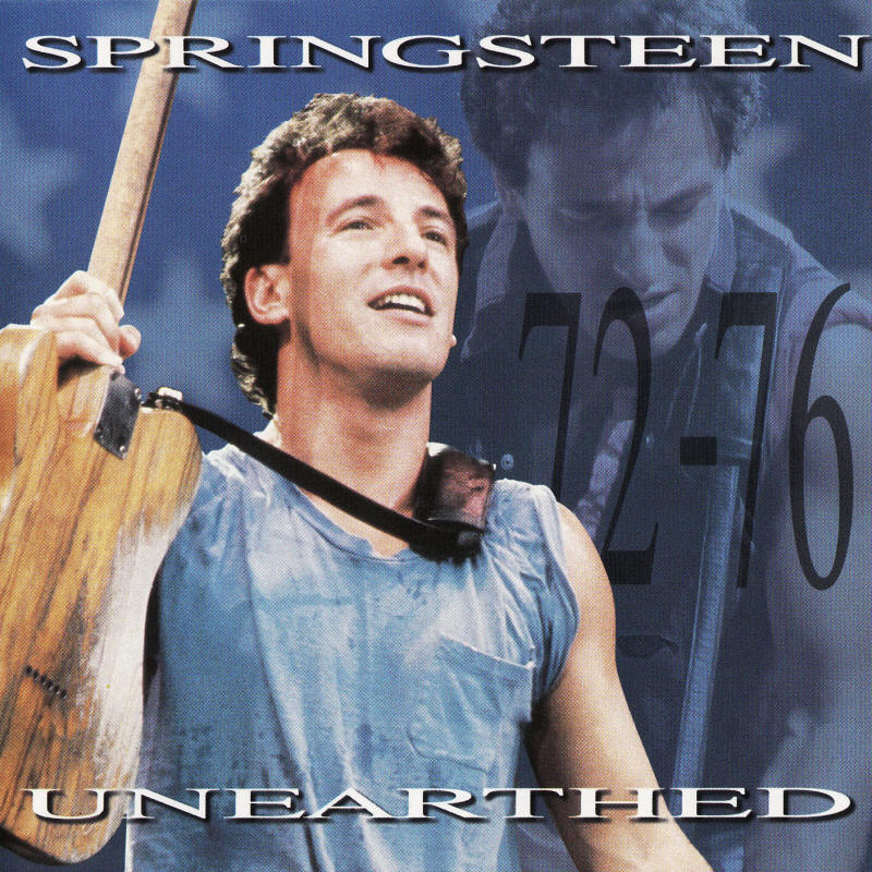 Bruce Springsteen -- Unearthed (Masquerade Music, first issue)