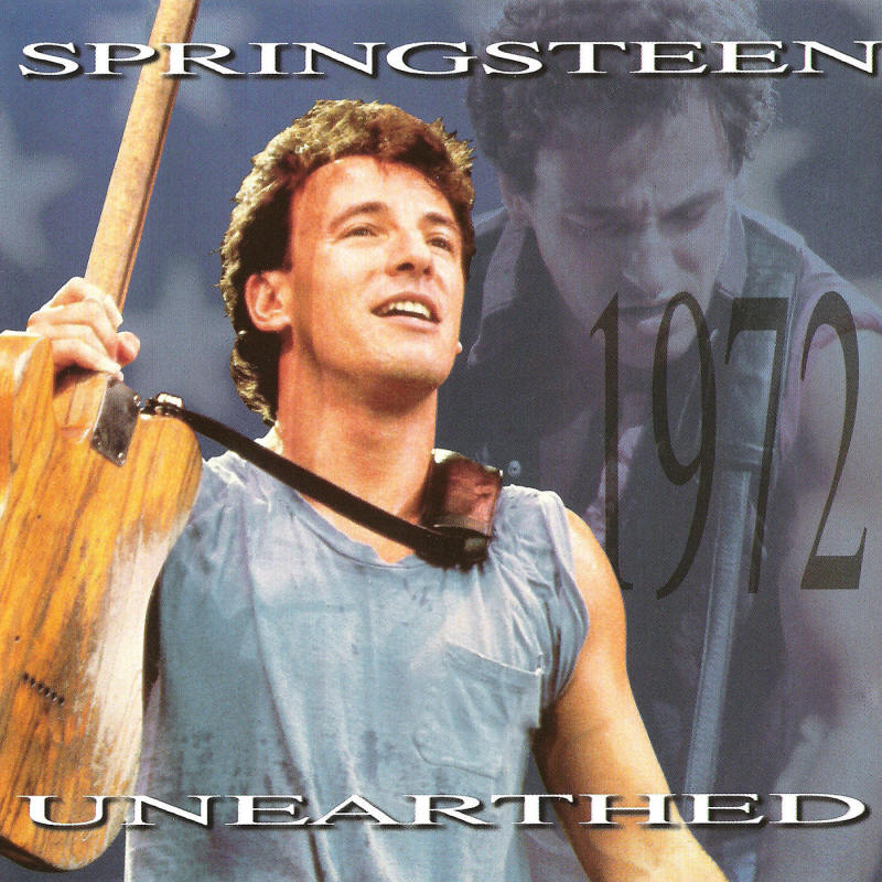 Bruce Springsteen -- Unearthed (Masquerade Music, second issue)