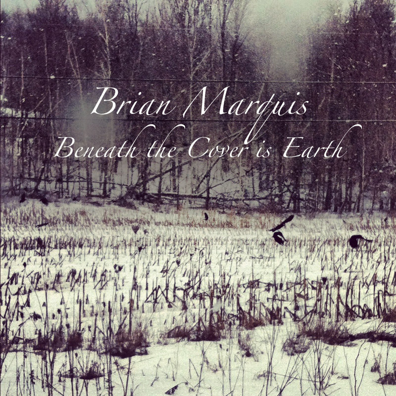 Brian Marquis -- Beneath The Cover Is Earth