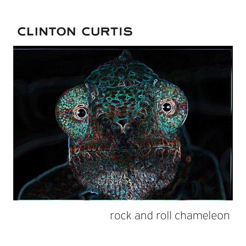 Clinton Curtis -- Rock N Roll Chameleon