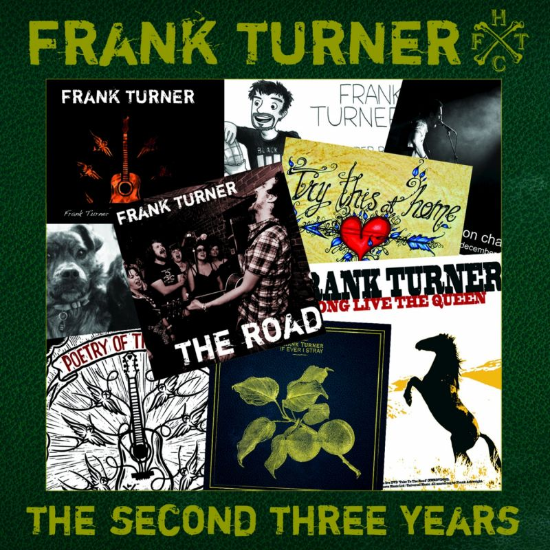 Frank Turner -- The Second Three Years