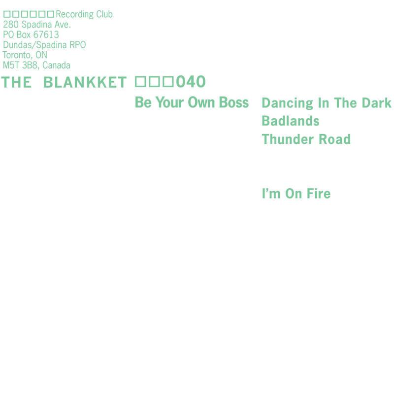 Bruce Springsteen Lyrics: THUNDER ROAD [Album version]