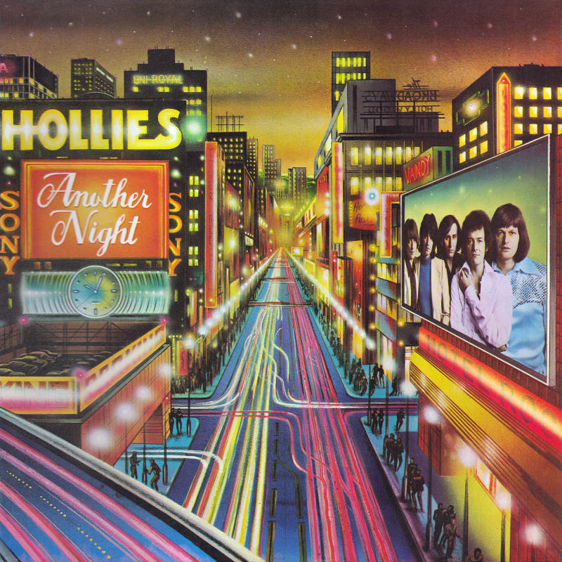 The Hollies -- Another Night