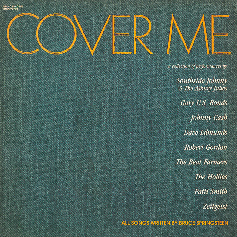 Various artists -- Cover Me