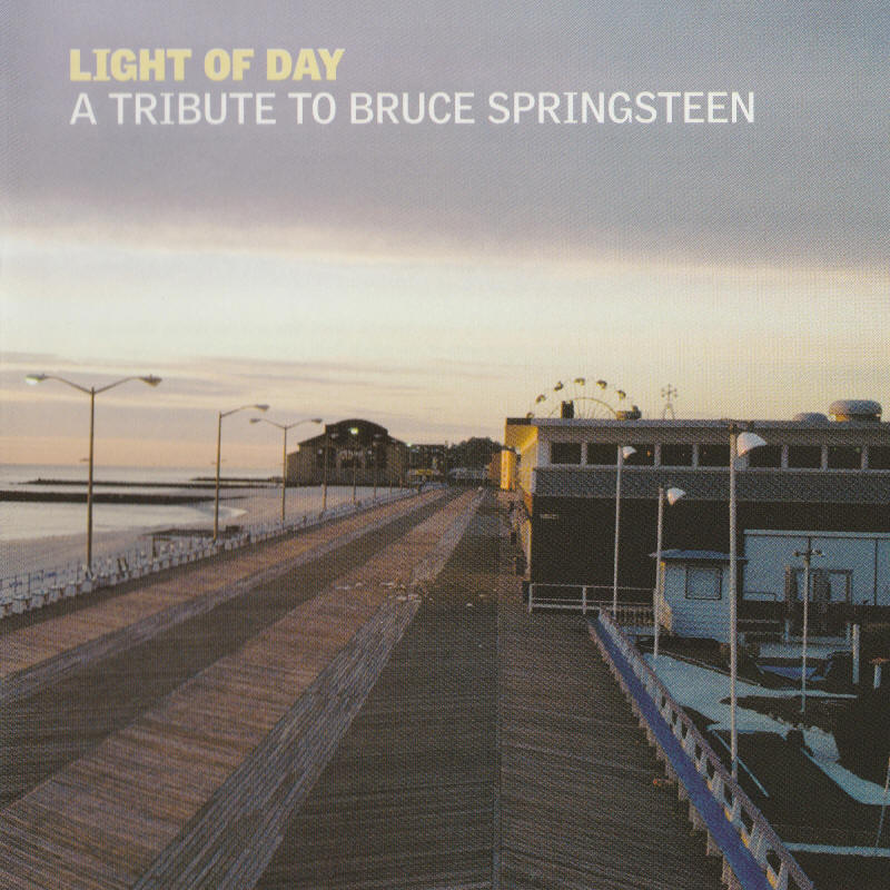 Various artists -- Light Of Day: A Tribute To Bruce Springsteen