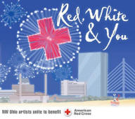 Various artists -- Red, White & You