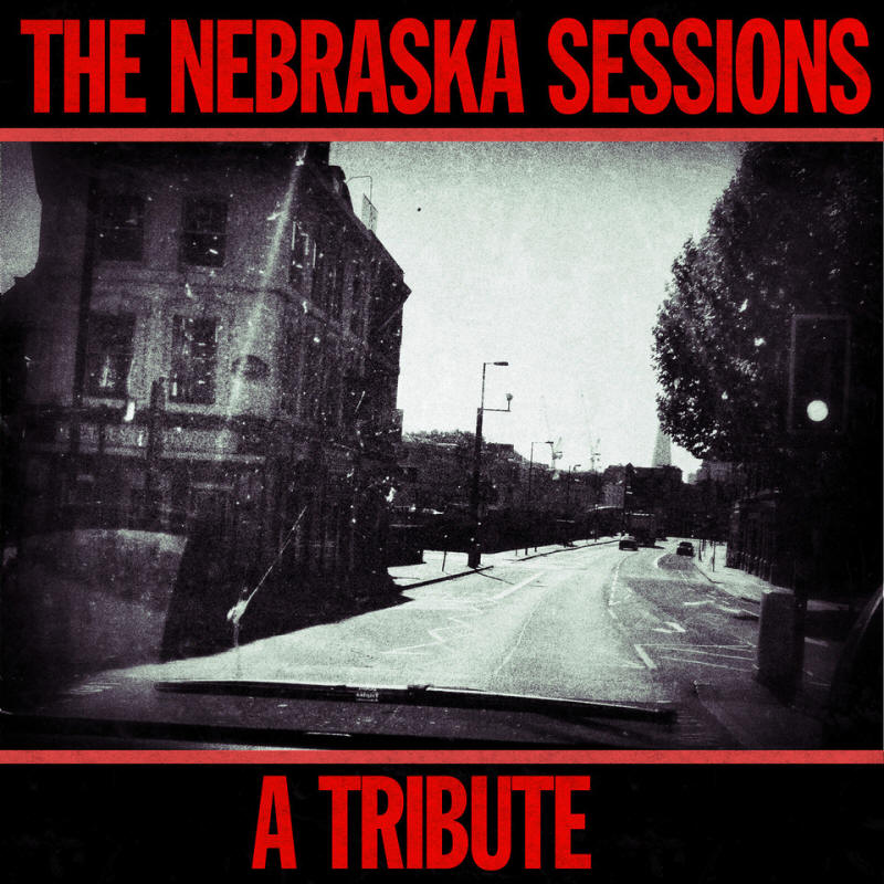 Various artists -- The Nebraska Sessions - A Tribute