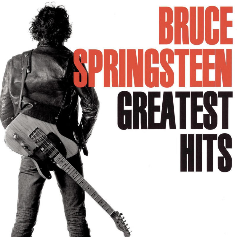 Bruce Springsteen -- Greatest Hits
