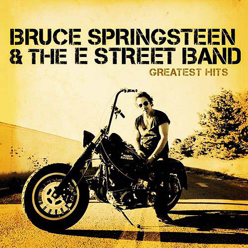 Bruce Springsteen & The E Street Band -- Greatest Hits (2009 USA edition)