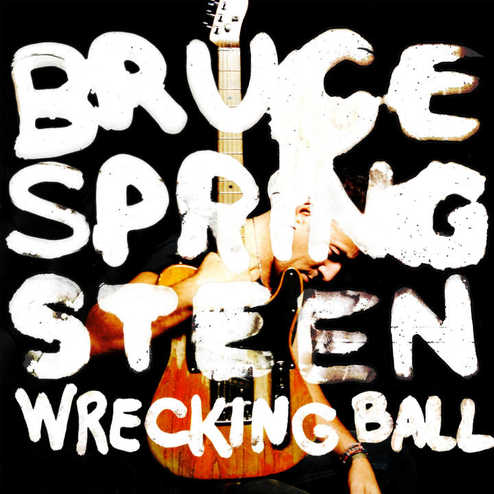 Bruce Springsteen -- Wrecking Ball