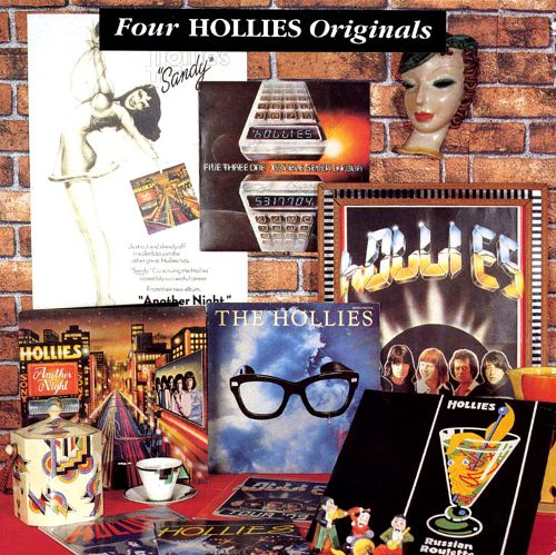 The Hollies -- Four Hollies Originals