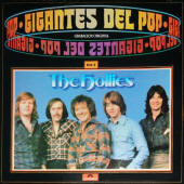 The Hollies -- Gigantes Del Pop Vol. 8