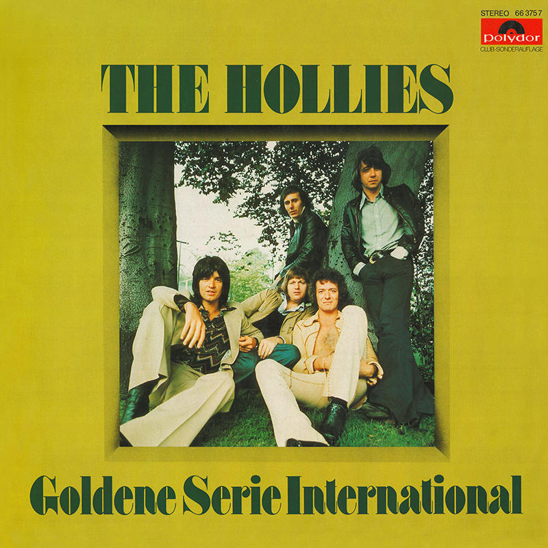 The Hollies -- Goldene Serie International