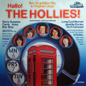 The Hollies -- Hallo! The Hollies!