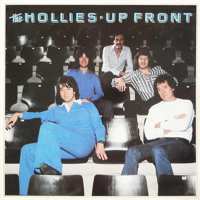The Hollies -- Up Front