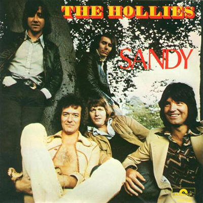 The Hollies -- Sandy