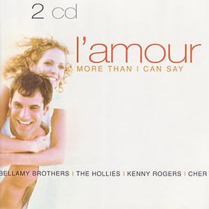 Various artists -- L'Amour: More Than I Can Say