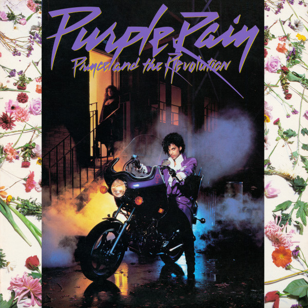 Prince And The Revolution -- Purple Rain
