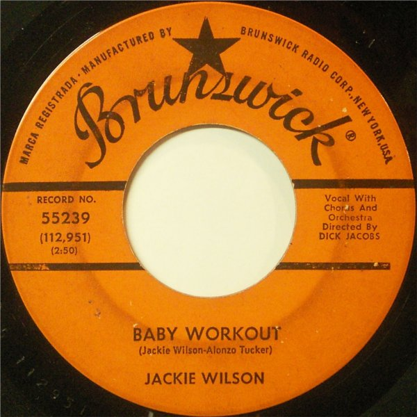 jackie and wilson lyrics