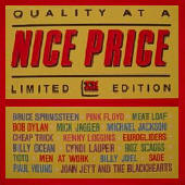 Various artist -- Quality At A Nice Price (album cover art)
