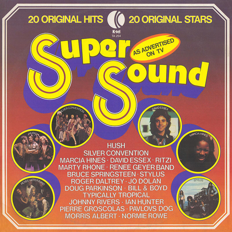 Various artists -- Super Sound