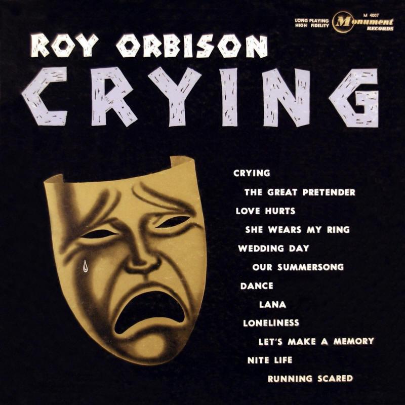 Roy orbison song lyrics