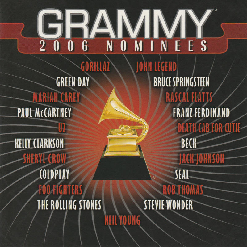 Various artists -- 2006 Grammy Nominees