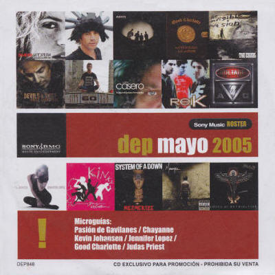 Various artists -- Dep Mayo 2005