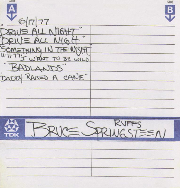 Lyric high hope lyrics glen hansard : Bruce Springsteen Lyrics: DRIVE ALL NIGHT [Album version]