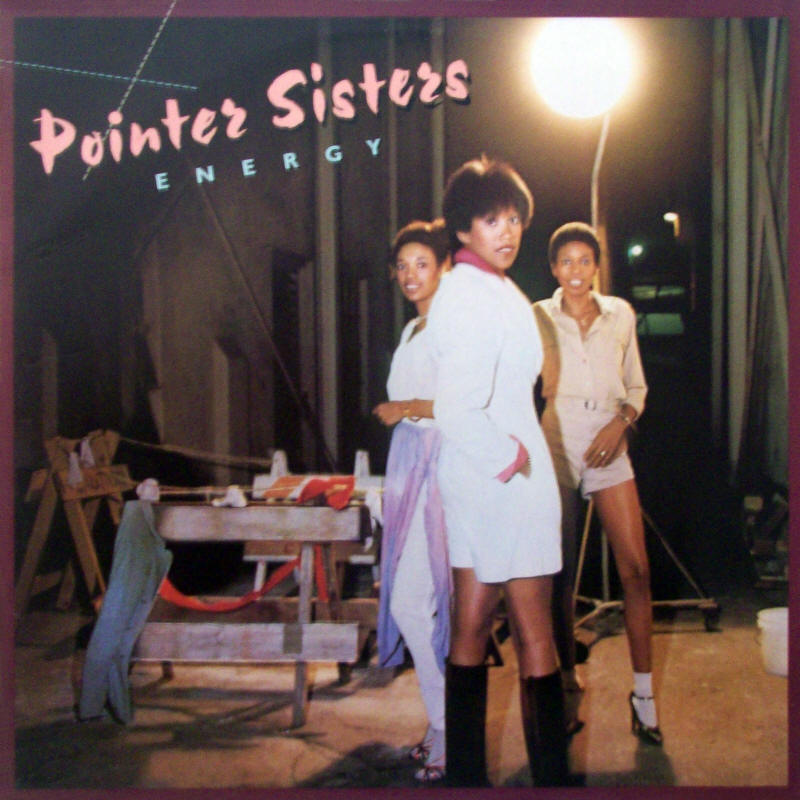 The Pointer Sisters -- Energy