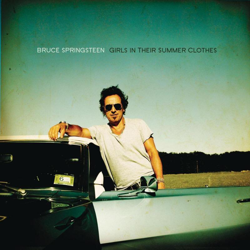 bruce springsteen lyrics  girls in their summer clothes