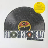 Various artists -- Record Store Day: April 19, 2008