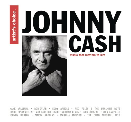 Various artists -- Artist's Choice: Johnny Cash - Music That Matters To Him