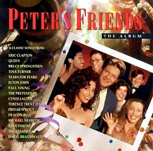 Various artists -- Peter's Friends - The Album
