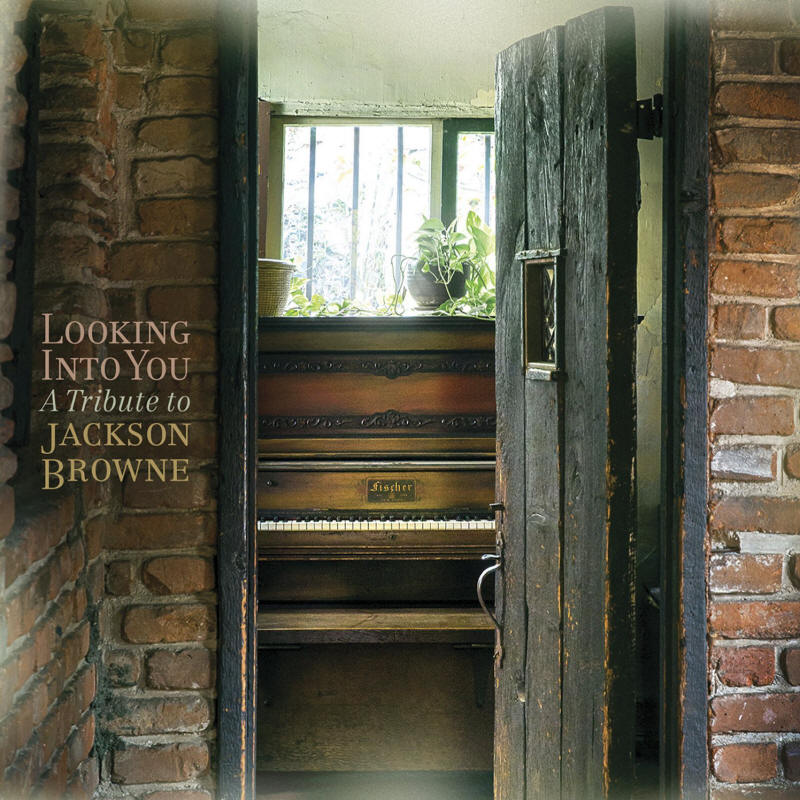 Various artists -- Looking Into You: A Tribute To Jackson Browne (album cover art)
