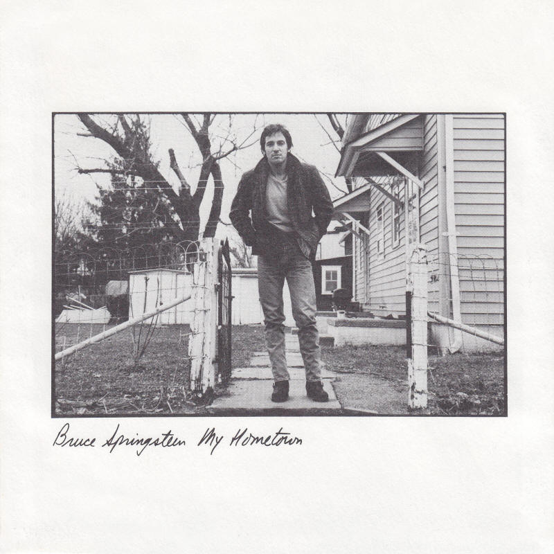 Bruce Springsteen Lyrics: SANTA CLAUS IS COMIN' TO TOWN [Live 12 ...