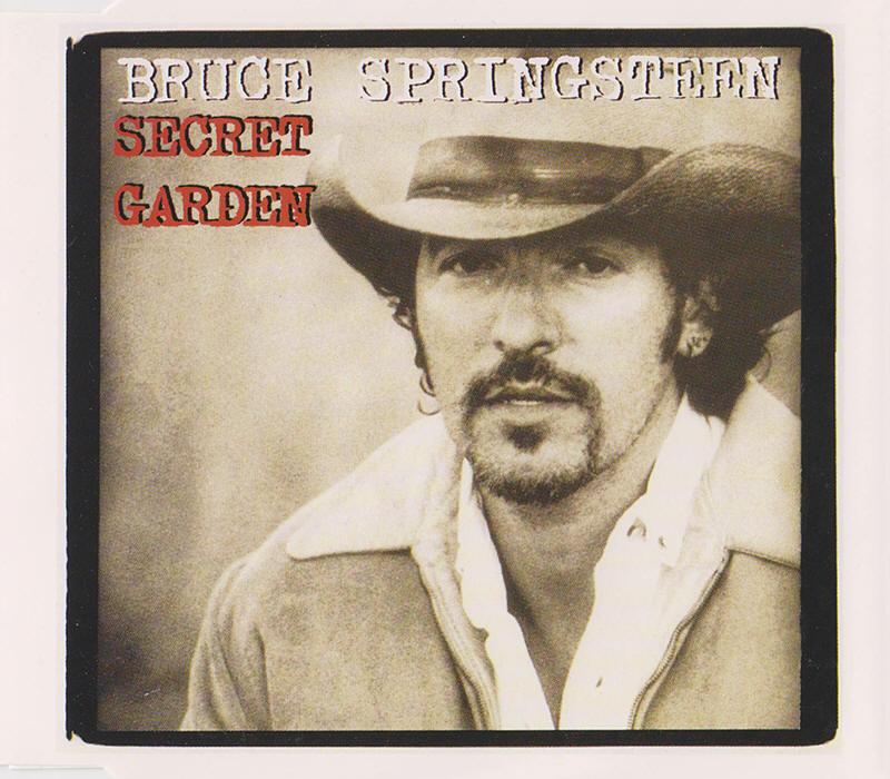 Bruce Springsteen Secret Garden Cd Ep Ebay