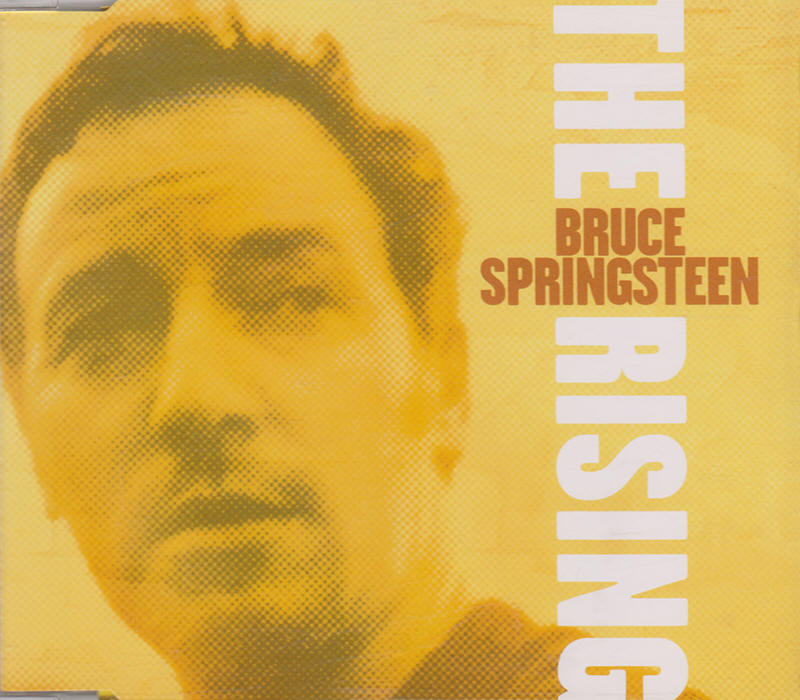 Bruce Springsteen -- The Rising (Austria single, front)
